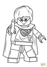 Imprimer le coloriage : Harry Potter, numéro 990041a7