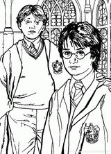 Imprimer le coloriage : Harry Potter, numéro df2007fc