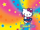 Imprimer le dessin en couleurs : Hello Kitty, numéro 20413