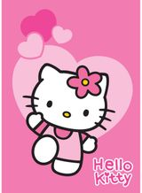 Imprimer le dessin en couleurs : Hello Kitty, numéro 2a54bb5
