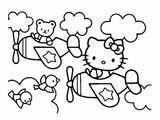 Imprimer le coloriage : Hello Kitty, numéro 4604