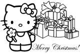 Imprimer le coloriage : Hello Kitty, numéro 61200
