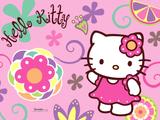 Imprimer le dessin en couleurs : Hello Kitty, numéro 628485