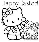 Imprimer le coloriage : Hello Kitty, numéro 6ce11fff