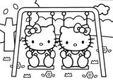 Imprimer le coloriage : Hello Kitty, numéro 981