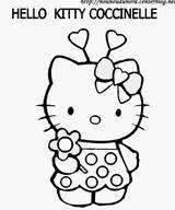 Imprimer le coloriage : Hello Kitty, numéro aaaae1f8