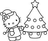 Imprimer le coloriage : Hello Kitty, numéro b27e3077