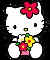Imprimer le dessin en couleurs : Hello Kitty, numéro cab764ba