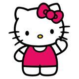 Imprimer le dessin en couleurs : Hello Kitty, numéro f37e7e06