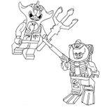 Imprimer le coloriage : Lego, numéro 28862