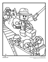 Imprimer le coloriage : Lego numéro 28870