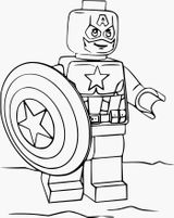 Imprimer le coloriage : Lego, numéro 2976e8ed