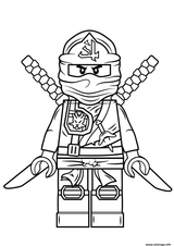 Imprimer le coloriage : Lego, numéro ff5f5f92