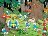 Imprimer le dessin en couleurs : Les Schtroumpfs, numéro 438602