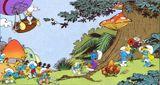Imprimer le dessin en couleurs : Les Schtroumpfs, numéro 69330