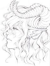 Imprimer le coloriage : Mangas, numéro 641565e4