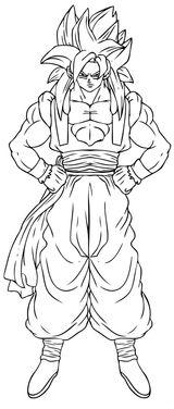 Imprimer le coloriage : Dragon Ball, numéro 17190