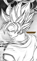 Imprimer le coloriage : Dragon Ball, numéro 17500
