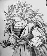 Imprimer le coloriage : Dragon Ball, numéro 277432