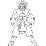 Imprimer le coloriage : Dragon Ball, numéro 496324