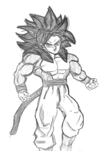 Imprimer le coloriage : Dragon Ball, numéro 519998