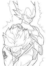 Imprimer le coloriage : Dragon Ball, numéro 759877