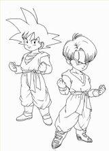 Coloriages A Imprimer Son Goku Numero 26694