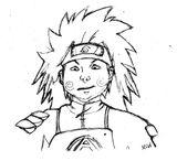 Imprimer le coloriage : Naruto numéro 14562