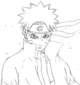Imprimer le coloriage : Naruto numéro 15963