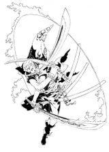 Imprimer le coloriage : One Piece, numéro 28086