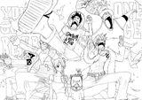 Imprimer le coloriage : One Piece, numéro 434251