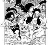 Imprimer le coloriage : One Piece, numéro 55201