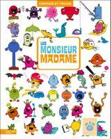 Imprimer le dessin en couleurs : Monsieur Madame, numéro 10690