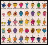 Imprimer le dessin en couleurs : Monsieur Madame, numéro 498814