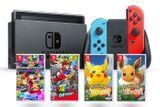 Imprimer le dessin en couleurs : Nintendo, numéro 1c389646