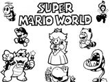 Imprimer le coloriage : Nintendo, numéro 53969