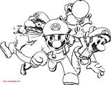 Imprimer le coloriage : Nintendo, numéro 615e2586