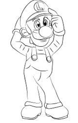 Imprimer le coloriage : Nintendo, numéro 65e55469