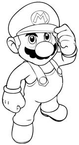 Imprimer le coloriage : Nintendo, numéro 772