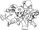 Imprimer le coloriage : Nintendo, numéro 7d391889