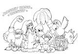 Imprimer le coloriage : Donkey Kong, numéro 15148
