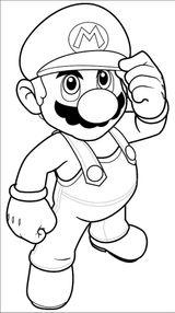 Imprimer le coloriage : Donkey Kong, numéro 627398