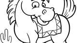 Imprimer le coloriage : Donkey Kong, numéro 662138fb