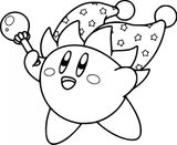 Imprimer le coloriage : Kirby, numéro 3ea0fea