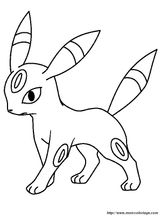 Imprimer le coloriage : Pokemon, numéro 26271