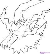 Imprimer le coloriage : Pokemon, numéro 3347
