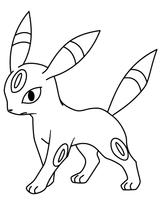 Imprimer le coloriage : Pokemon, numéro 3355