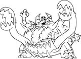 Imprimer le coloriage : Pokemon, numéro 3a36e38a