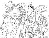 Imprimer le coloriage : Pokemon, numéro 4f085bc8