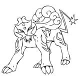 Imprimer le coloriage : Pokemon, numéro 5294